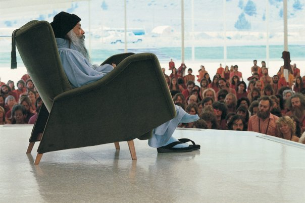 Post image for Osho Quotes on Surrender – In surrender your ego is dropped