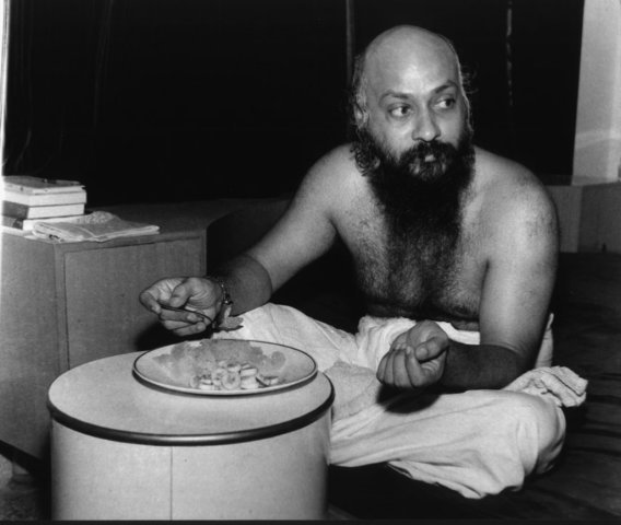 Osho Vegetarianism Quotes