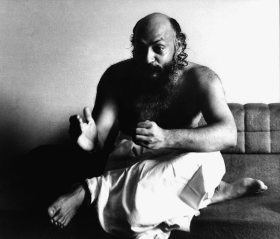 Osho Quotes on Creating a Meditative Space
