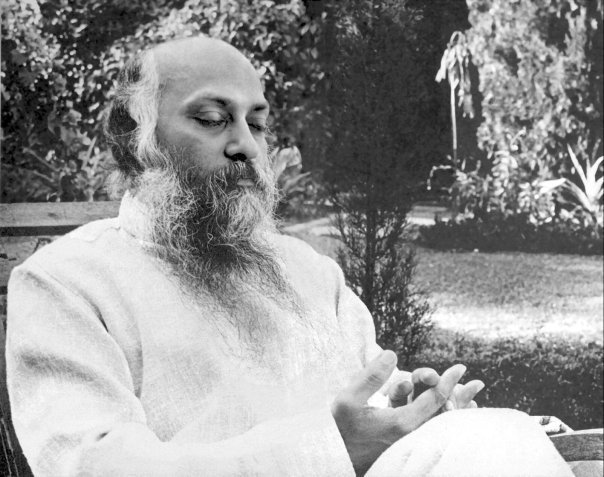 Osho Quotes on Sitting Silently